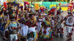 Карнавалът в Баранкиля тази година ще бъде виртуален