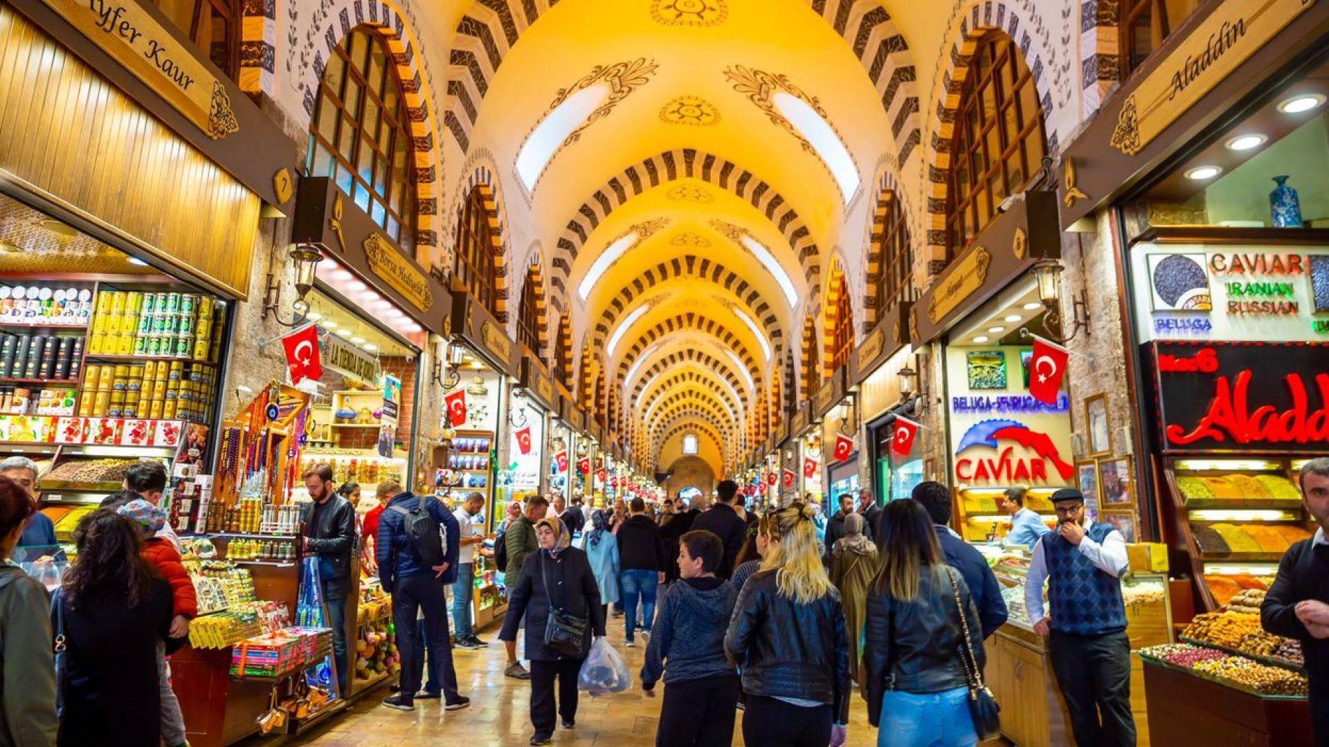 Турция планира да увеличи стокобмена с България до 5 млрд. долара