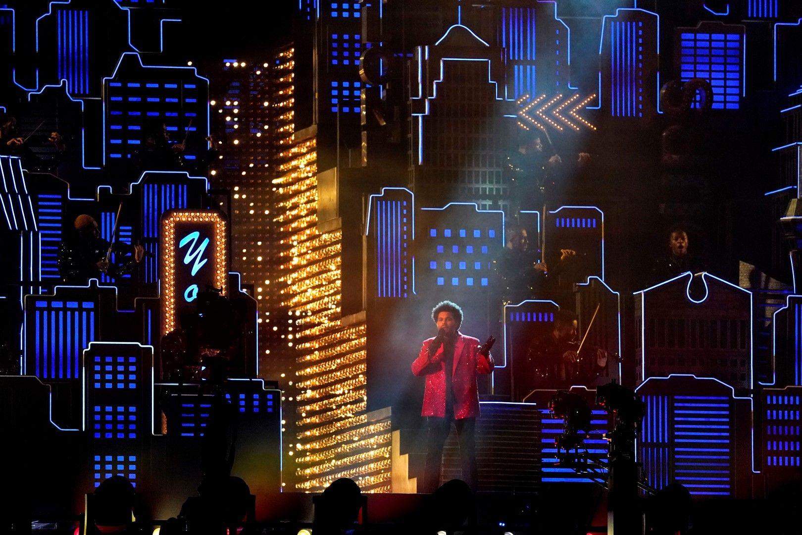 Шоуто на The Weeknd раздели мненията, както е по традиция на Супербоул