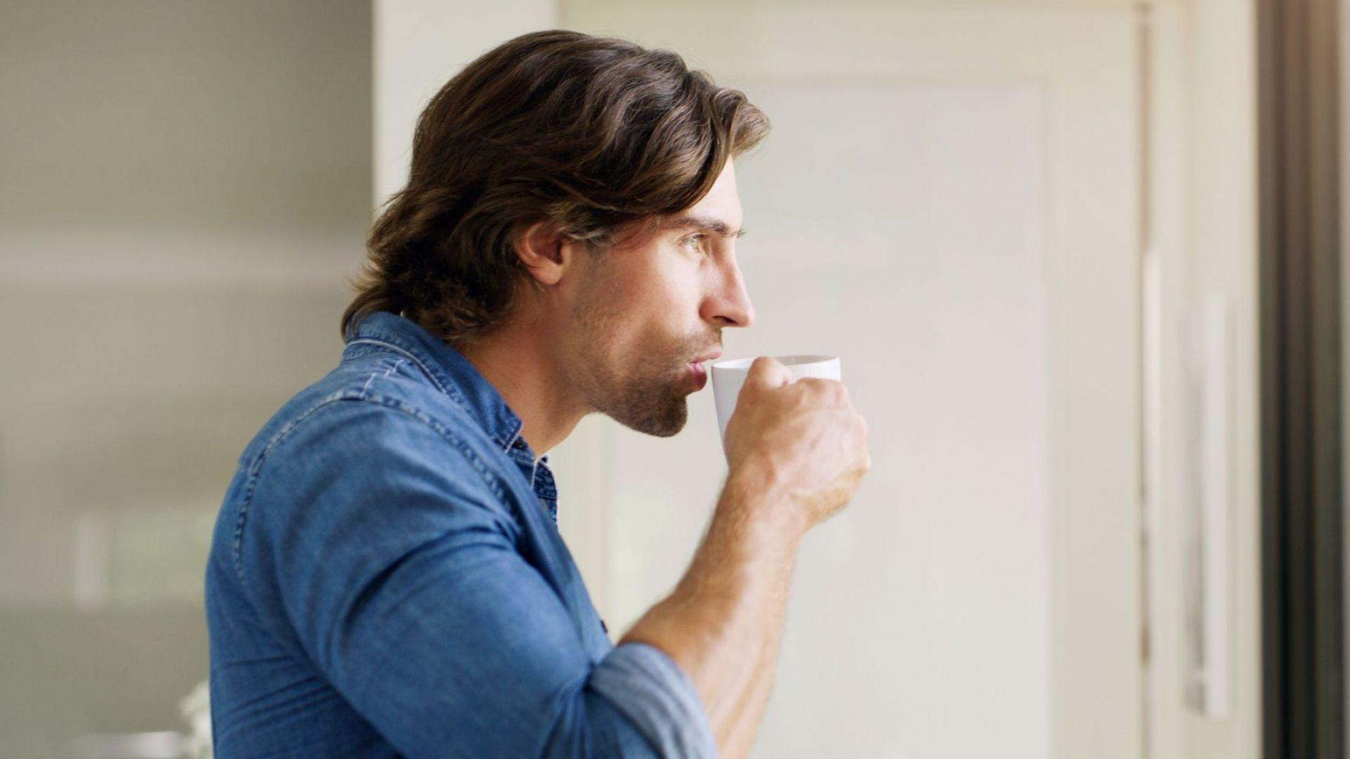Кафето предпазва слуха на мъжете