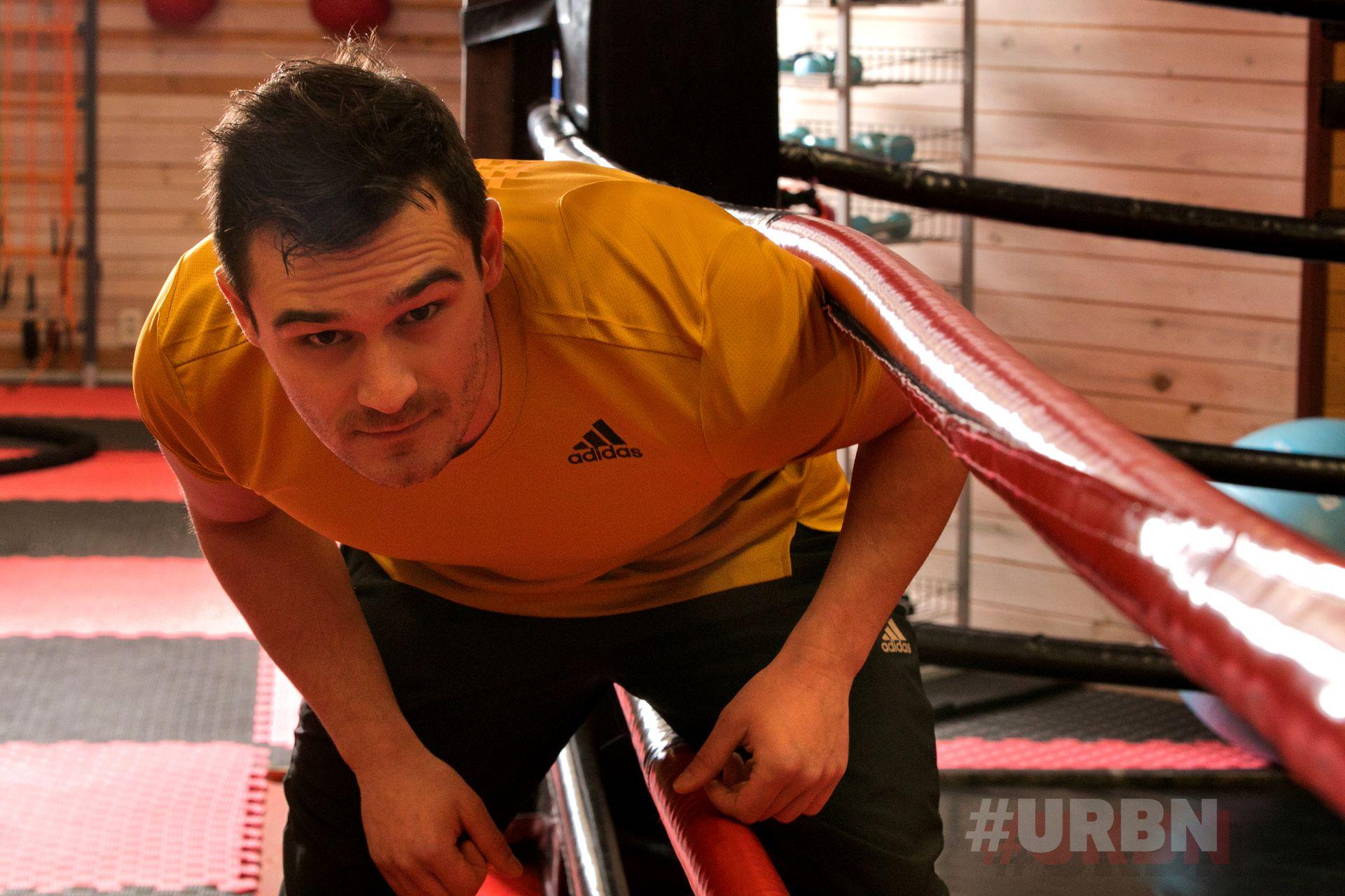Панталон, тениска и маратонки от ADIDAS PERFORMANCE