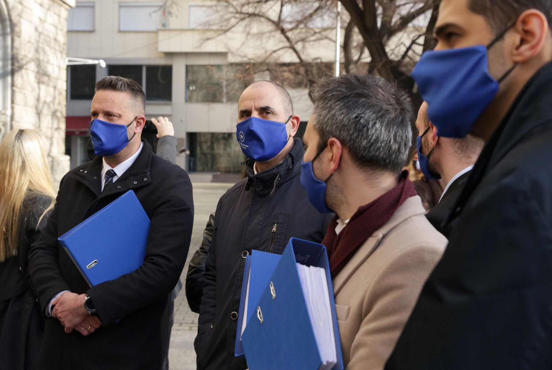 """""""Републиканци за България"""" на Цветан Цветанов се регистрира втора"""