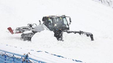 Световното първенство по ски не започна заради прекалено много сняг