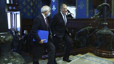 Москва остана удивена от лошата оценка на Борел за отношенията ЕС - Русия