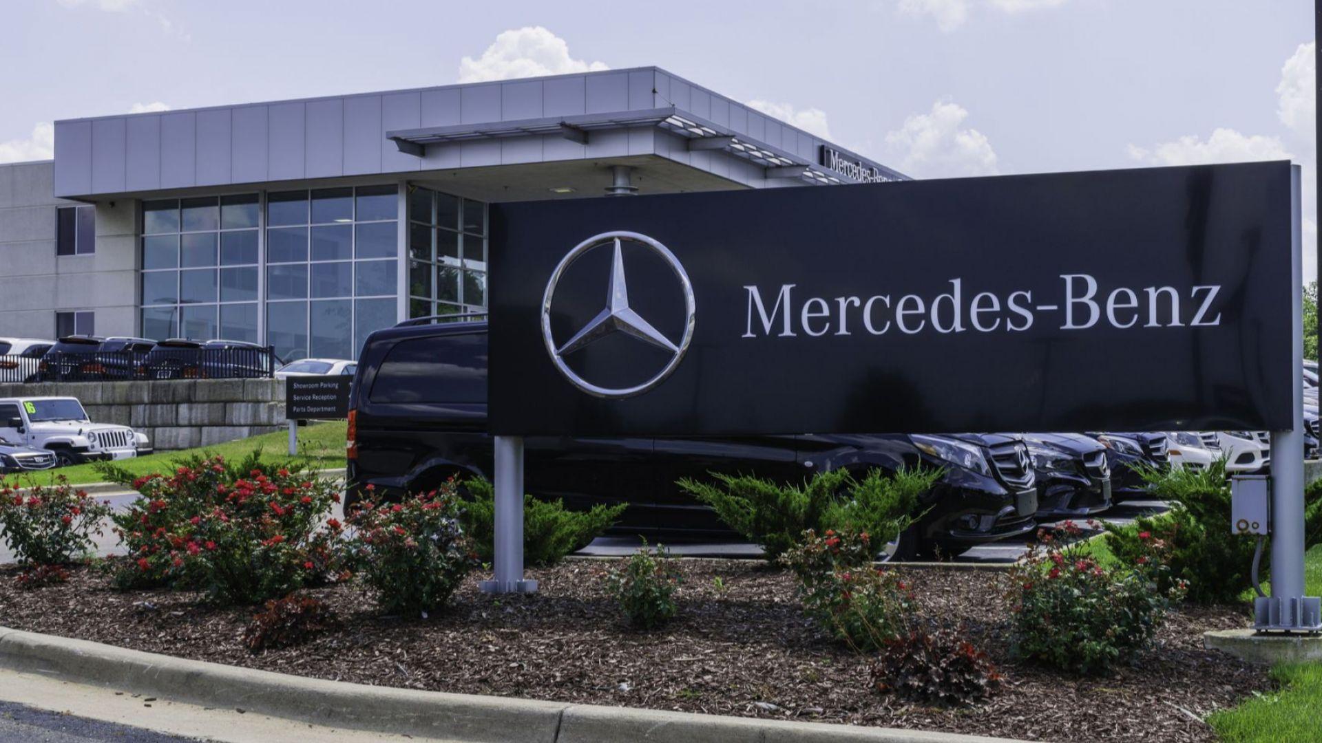 Силен старт на 2021 г. за Даймлер: 10,5% ръст на продажбите на Мерцедес-Бенц