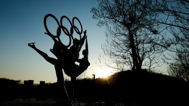 Точно 100 дни преди Пекин 2022 - показаха медалите за Олимпиадата