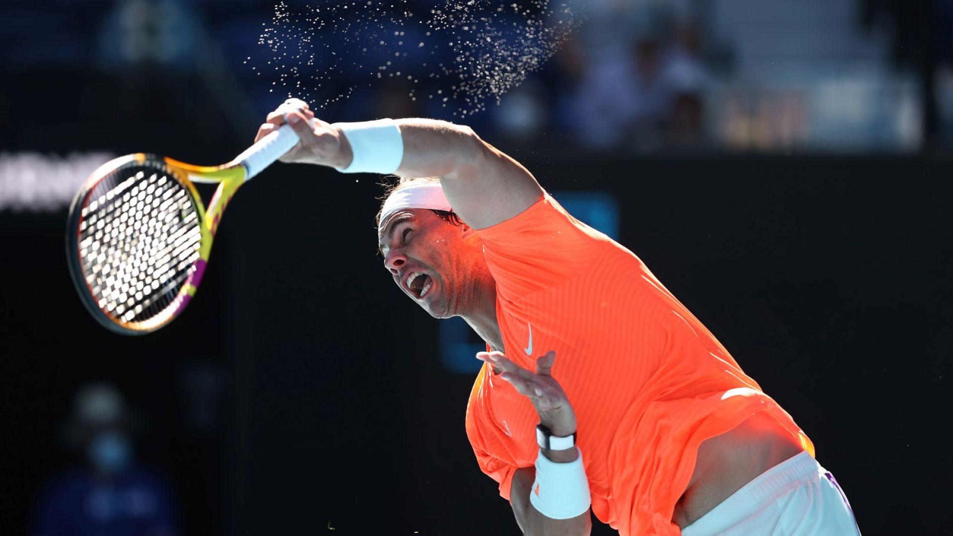 Надал е контузен и пропуска първия турнир за месец март