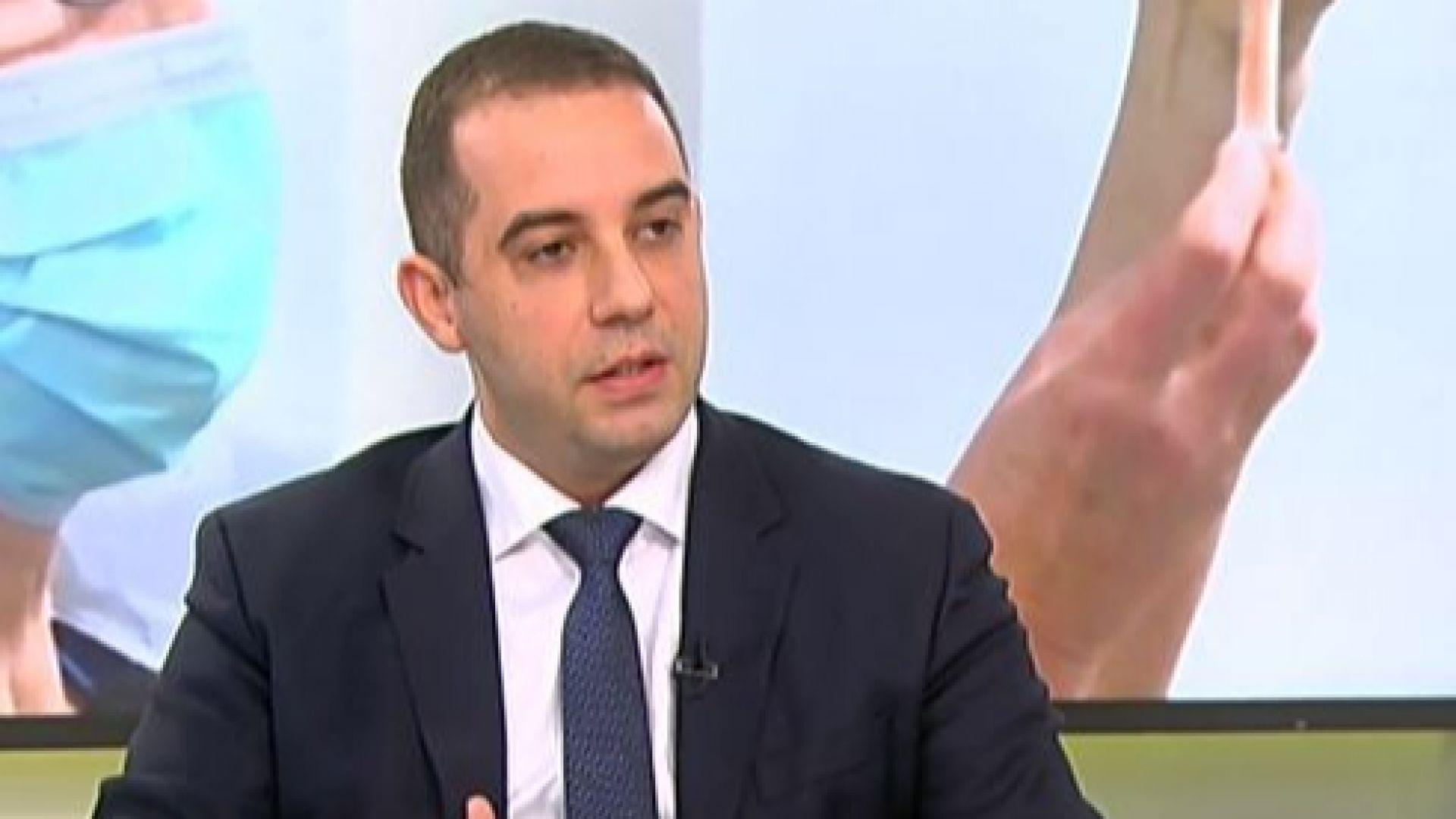 Богдан Кирилов: Каним експерти от Израел и САЩ заради бустерната доза