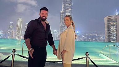 Златка и Благой – една любов в небето над Дубай