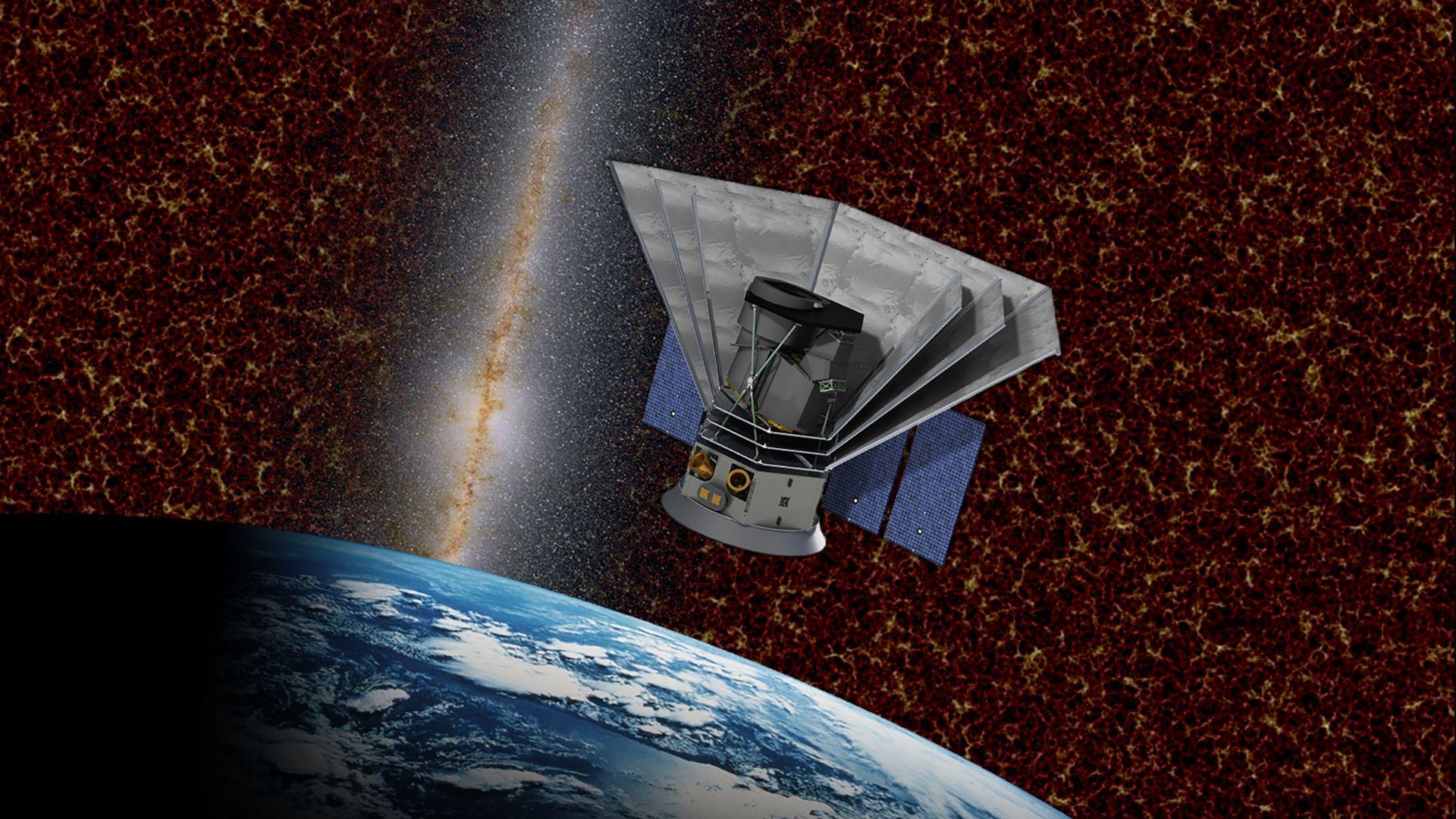 SpaceX и НАСА ще стартират мисия за изучаване на историята на Вселената
