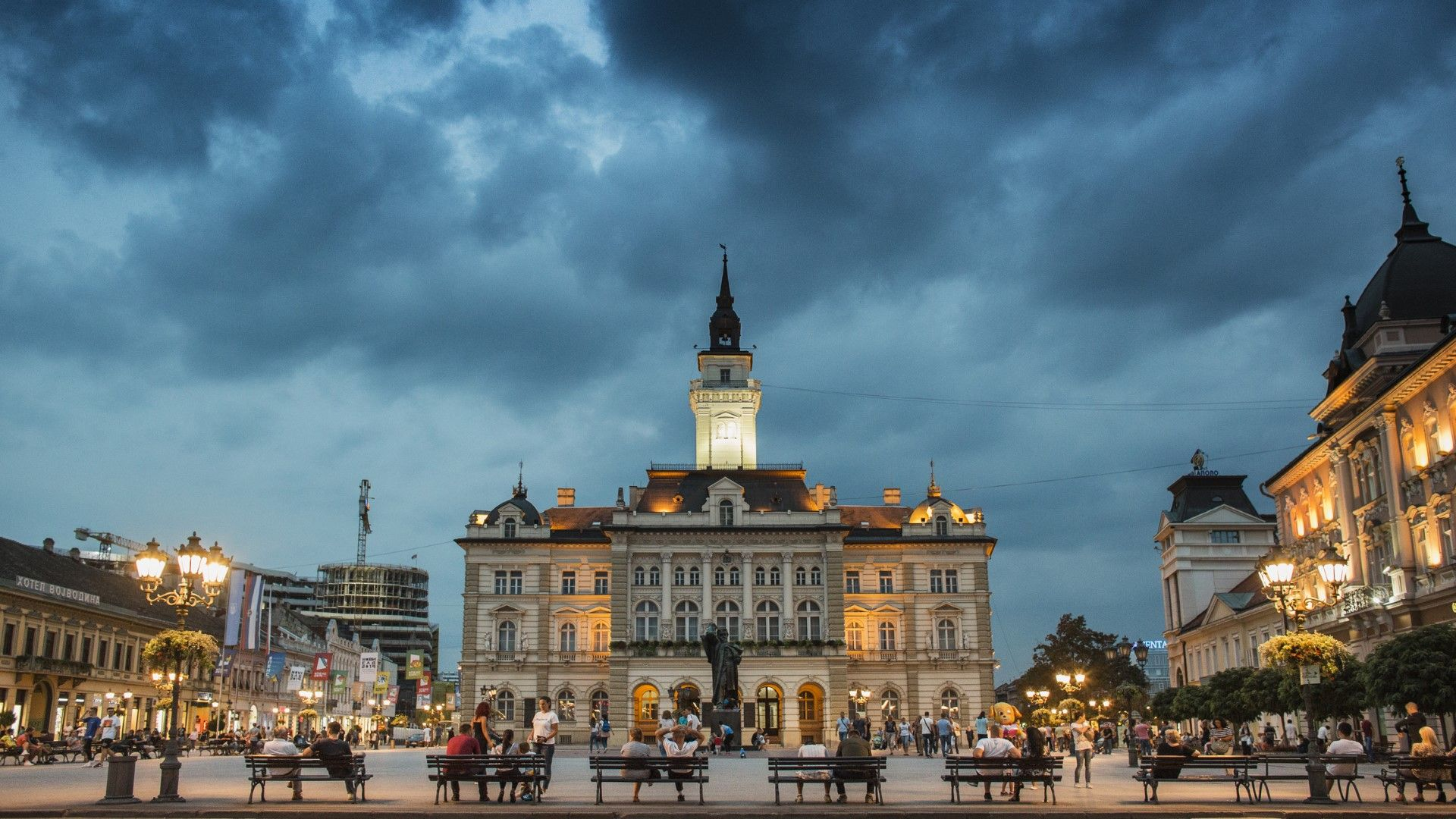 Сърбия, Нови Сад