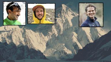 След седмица в неизвестност: Търсенето на изчезналите под К2 продължава