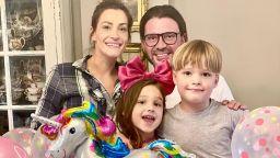 Теди Велинова и д-р Ангел Енчев празнуваха заедно рождения ден на дъщеря си