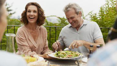 Умереното напълняване на средна възраст може да е полезно за здравето