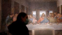 """Без дълго чакане пред """"Тайната вечеря"""" на Леонардо (галерия)"""