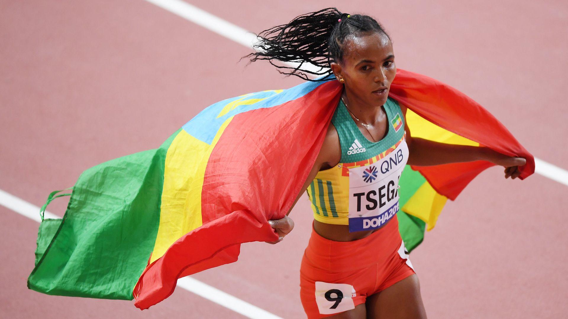 Етиопка постави нов световен рекорд на 1500 метра