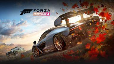 Forza Horizon 4 най-сетне ще излезе в Steam