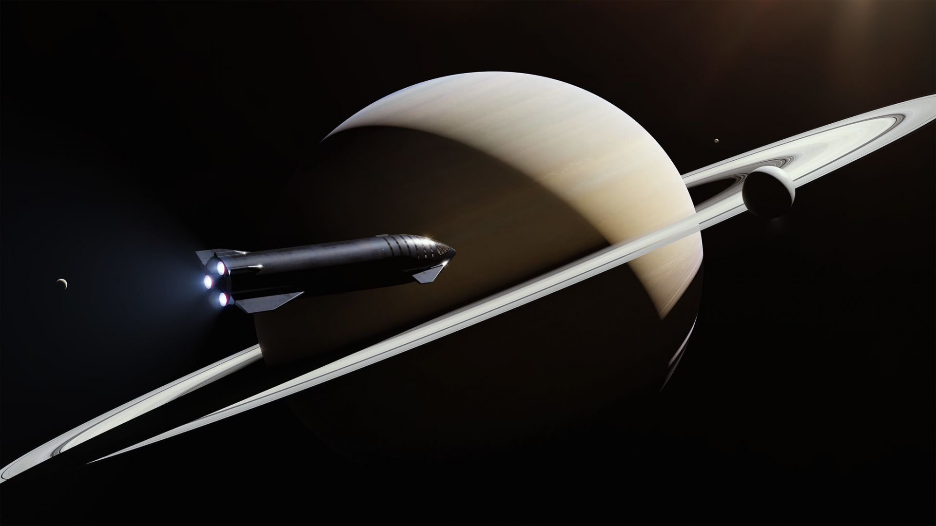 Илон Мъск обмисля превръщането на Starship в гигантски телескоп