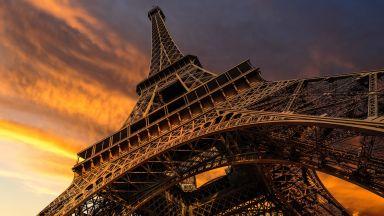 Айфеловата кула ще бъде пребоядисана в златисто за Олимпиадата