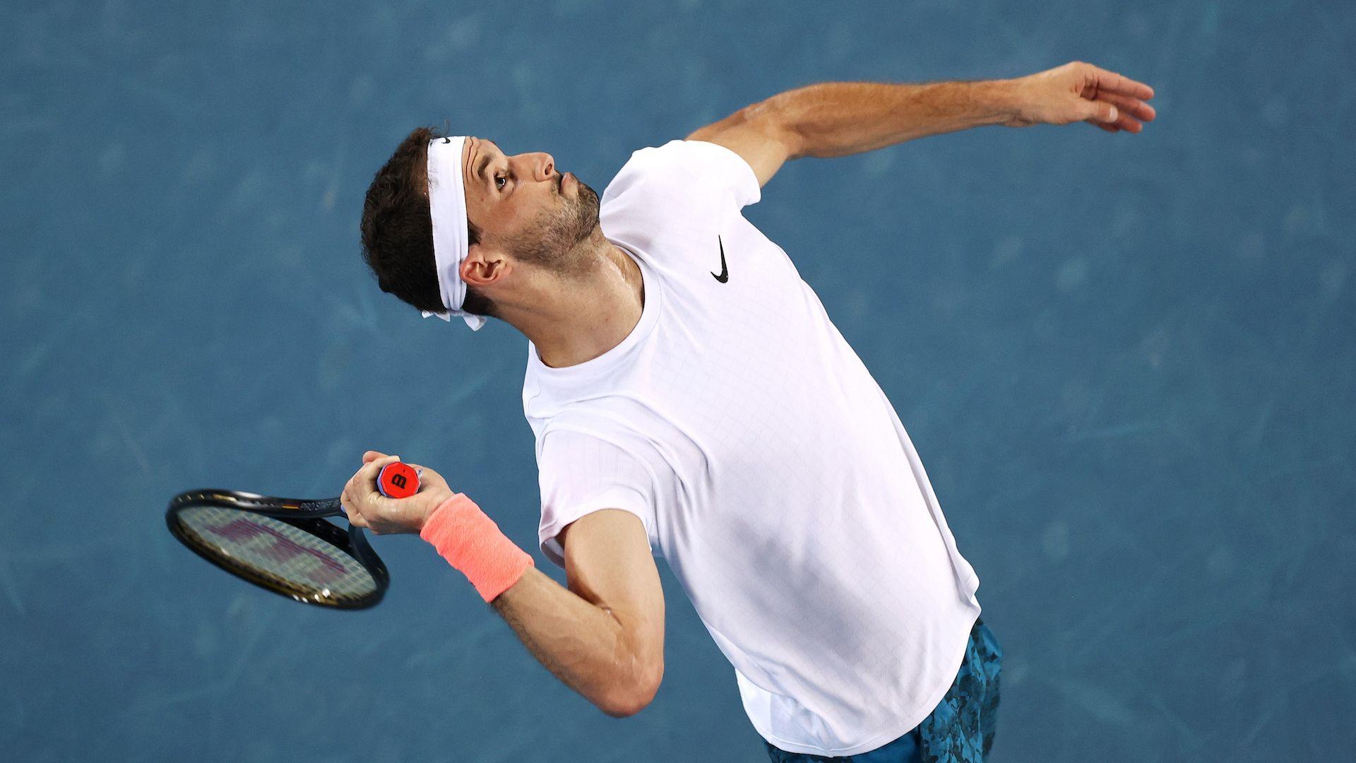 Григор Димитров търси втория си полуфинал на Australian open в ранни зори във вторник