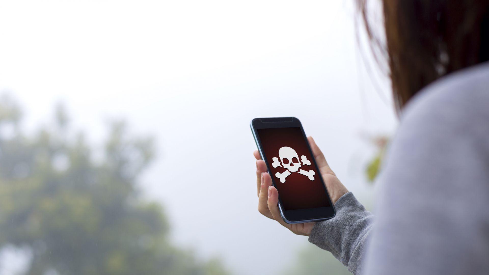 Какво може да ни причини употребата на смартфони?