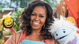 Мишел Обама ще готви заедно с кукли в ново кулинарно шоу