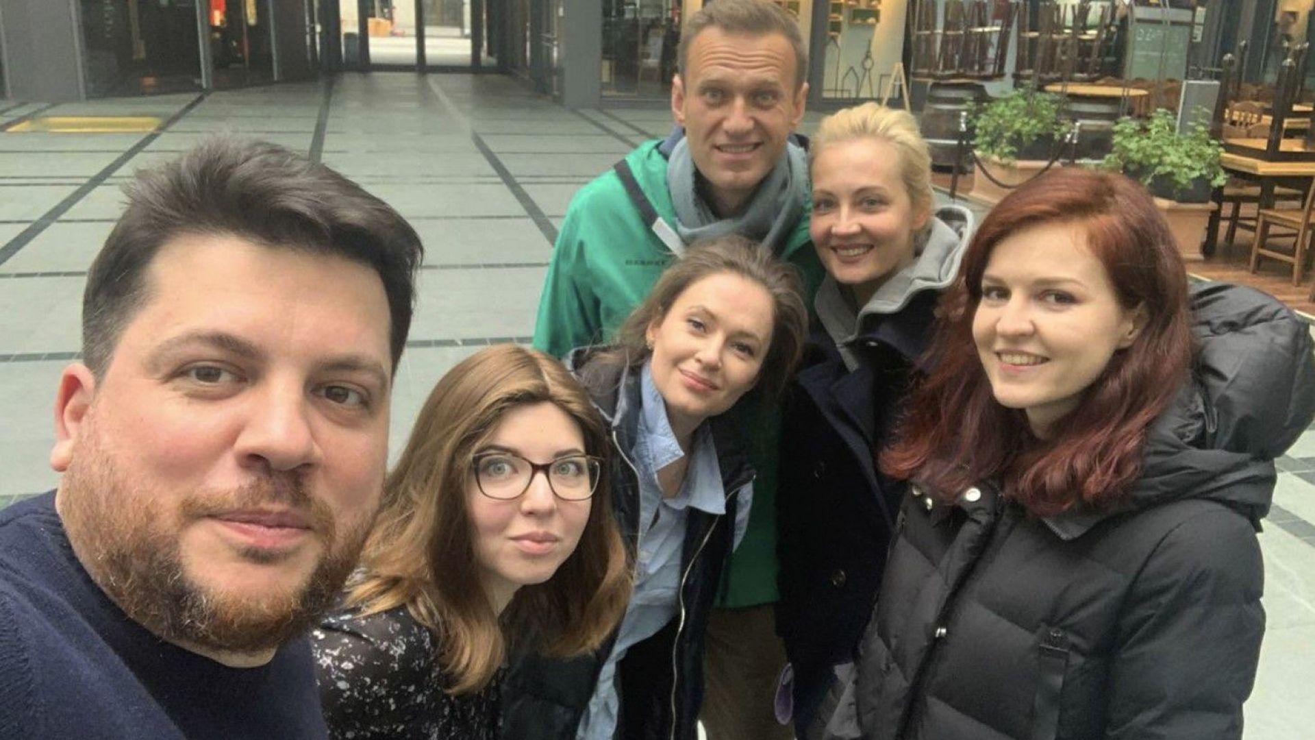 Русия издаде международна заповед  за арест на съюзник на  Навални