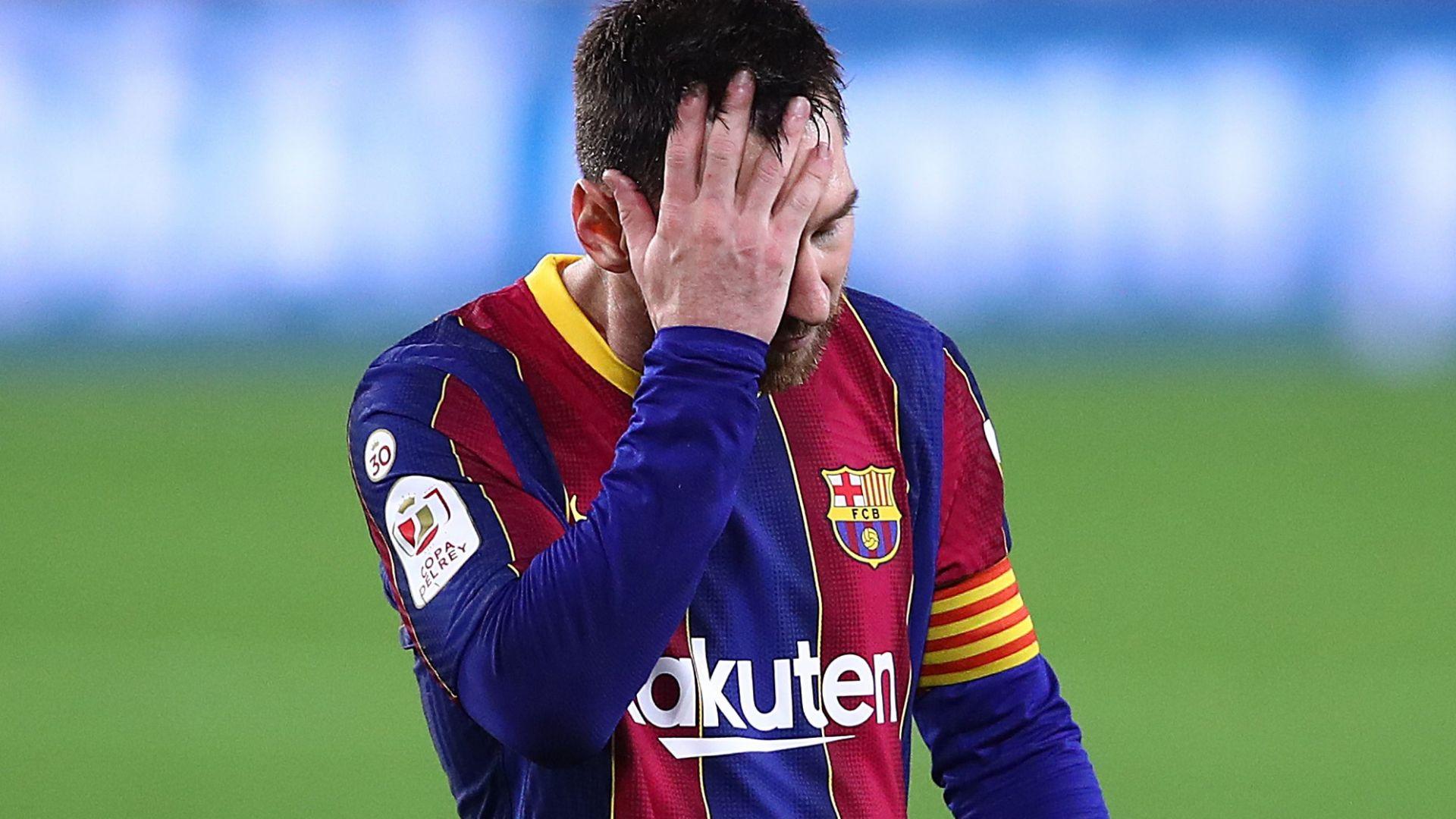 Времето минава, а от Барселона не могат да предложат договор на Меси