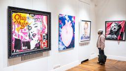 """Пабло Пикасо, Салвадор Дали и Анди Уорхол в месеца на любовта  в галерия """"Оборище"""" 5"""