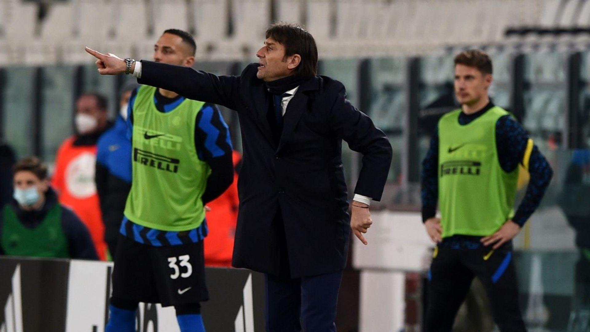 Разследват 12 души след грозни ругатни между треньори, играчи и шефове на дербито Юве - Интер