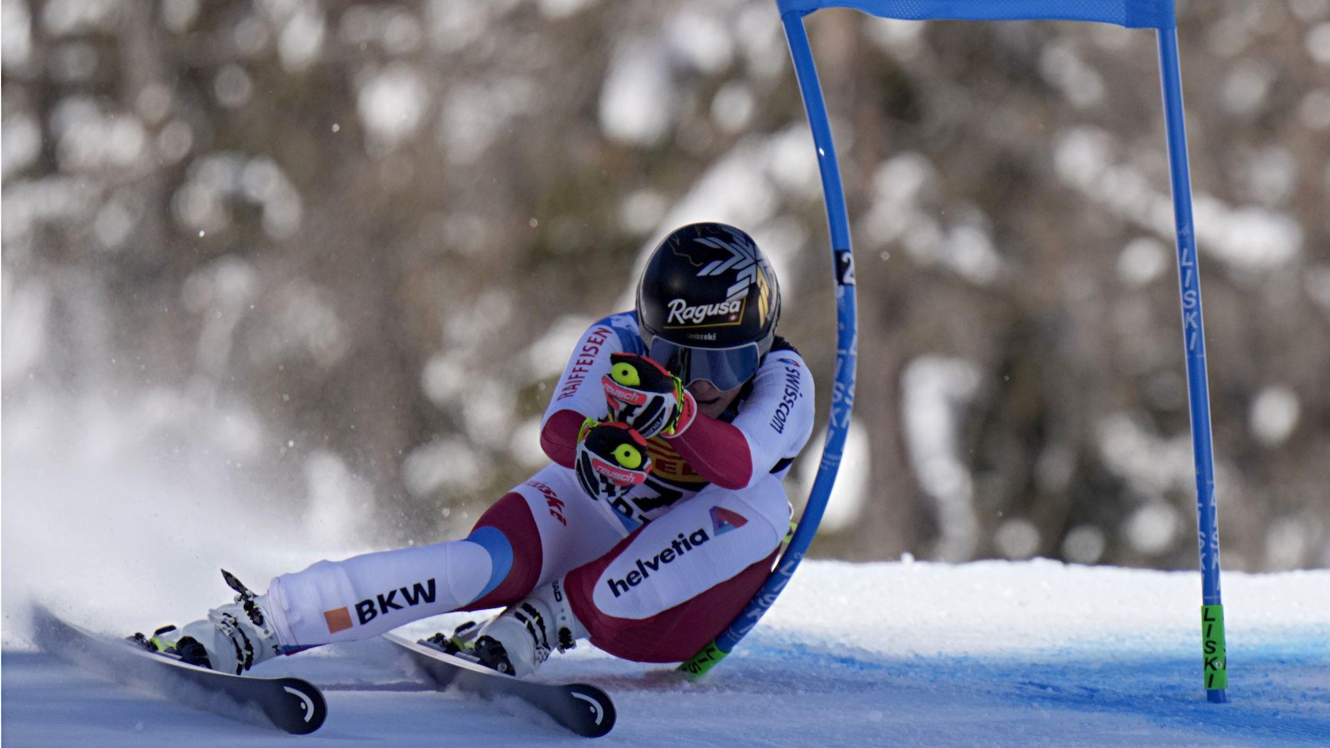 Световното по ски най-сетне започна, швейцарка грабна първата си титла