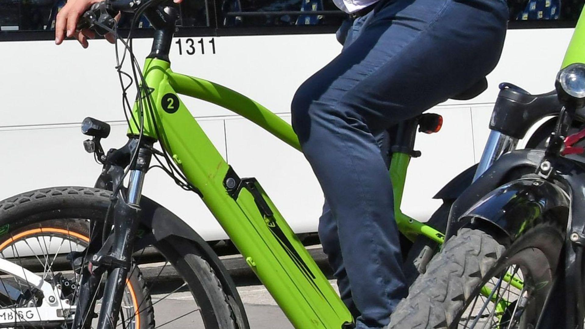 Безплатно с колело и тротинетка в метро и автобус с нови правила