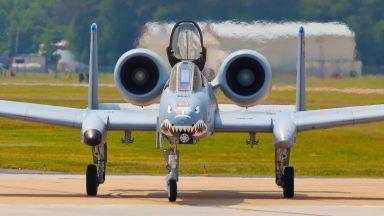 """САЩ модернизира """"летящия танк"""" А-10"""