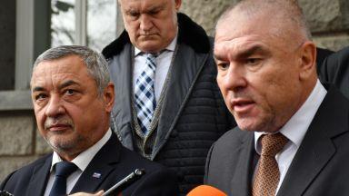 Веселин Марешки и Валери Симеонов ще са водачи на листи във Варна и Бургас