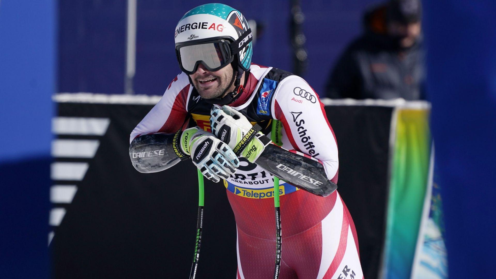 Крихмайер спечели втората си световна титла в алпийските ски