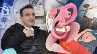 Васил Василев - Зуека: В главата ми е населено с образи