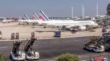 """Париж хвърли в кошчето проекта за огромен нов терминал на летище """"Шарл дьо Гол"""""""