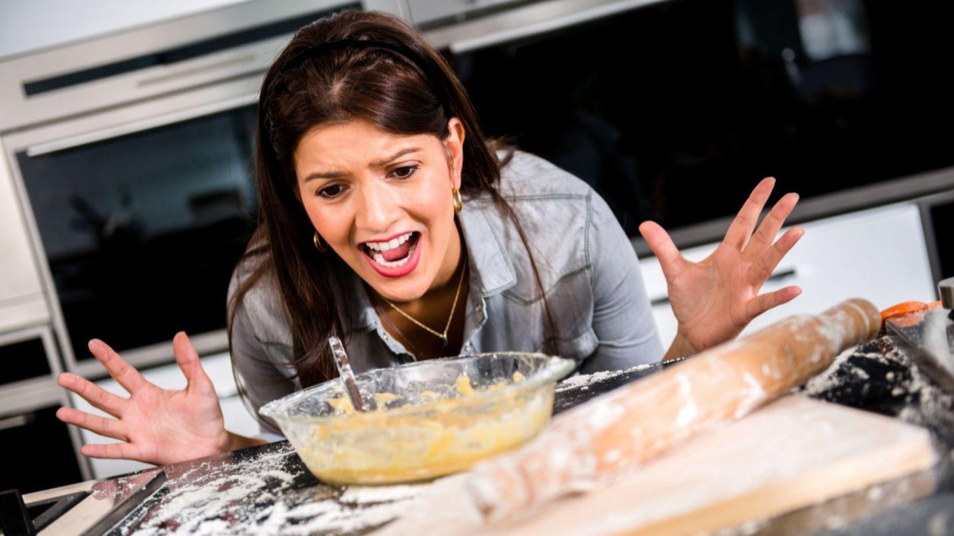 Най-катастрофалните навици в кухнята, които ще възмутят всеки шеф-готвач
