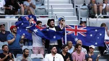 Спират публиката на Australian Open от утре