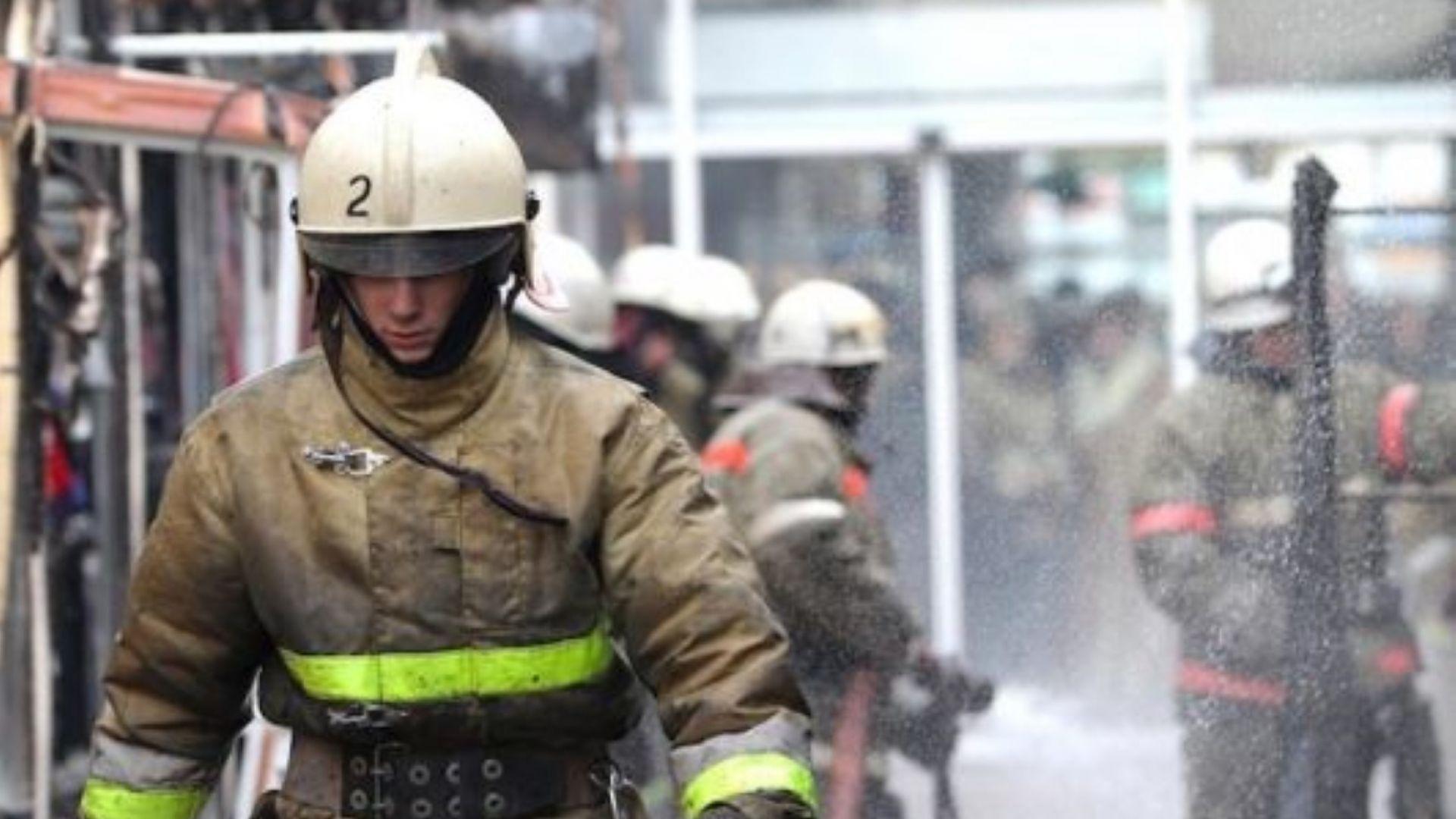 Взрив срути супермаркет във Владикавказ