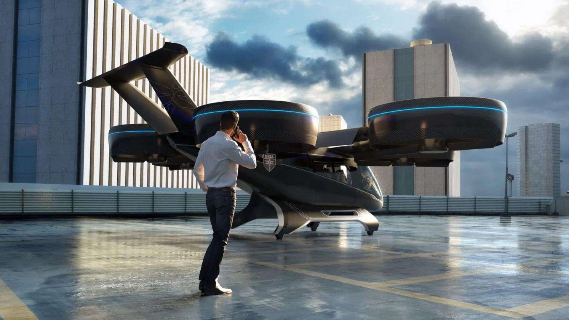 Тестват дронове-таксита в британския град Koвънтpи