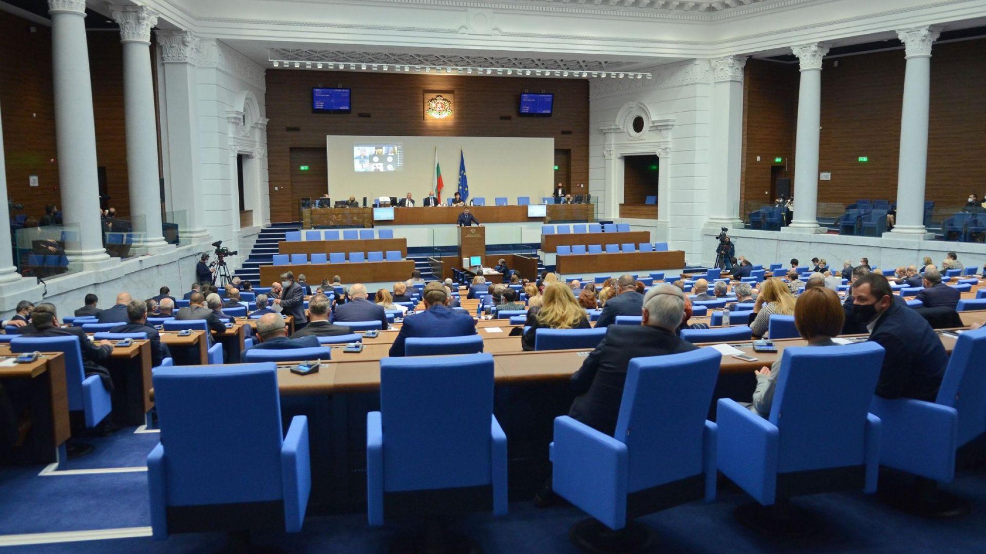 Парламентът лиши българските граждани от правото да обжалват Общите устройствени планове