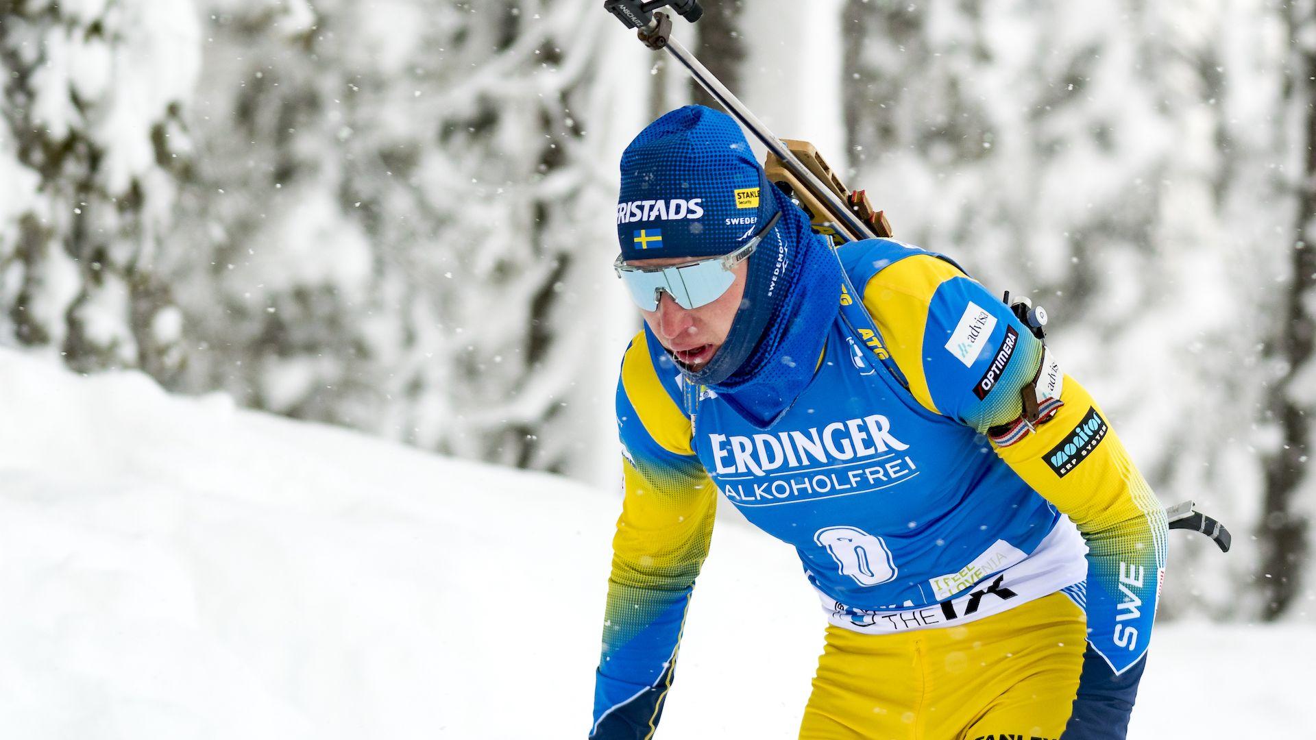 Швед спечели спринта на Световното по биатлон, българите далеч от челото