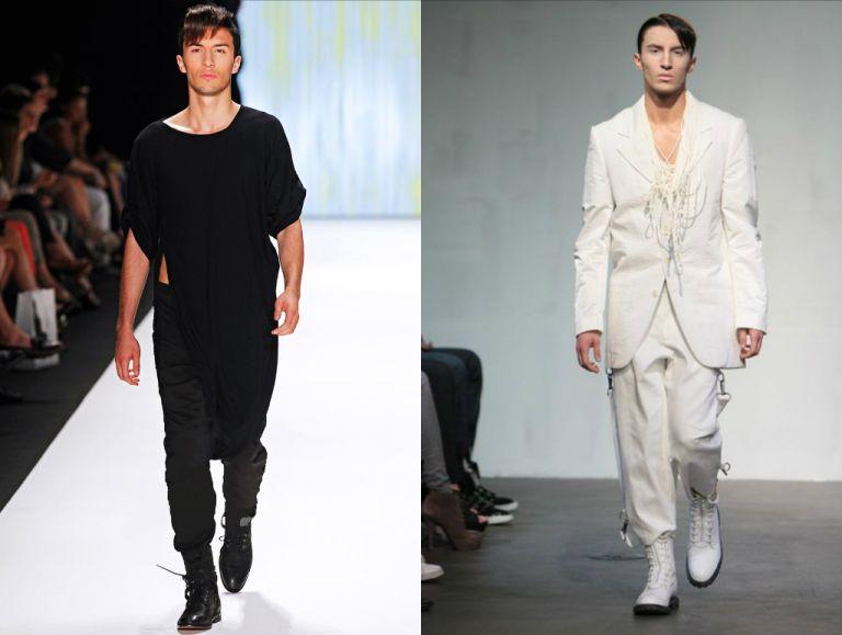 Алек Сандър дефилира на Седмицата на модата в Берлин през 2012 г. и на Седмицата на модата в Ню Йорк през 2011 г.