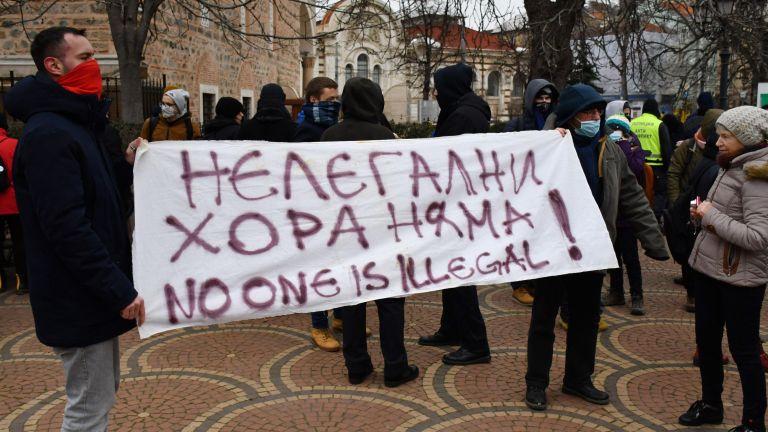 Провеждането на траурното шествие в памет на ген. Христо Луков