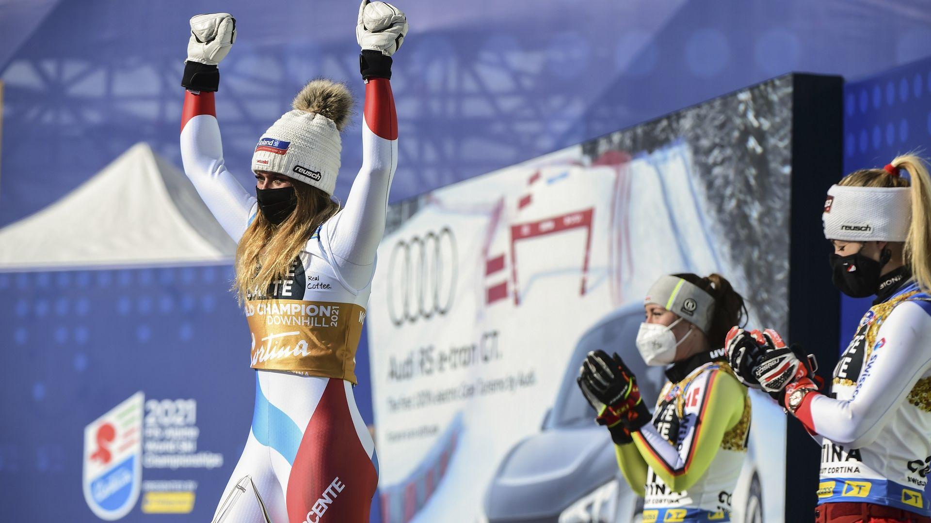 Нов швейцарски триумф при дамите от Световното по ски