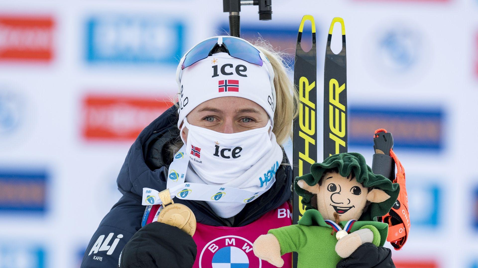 Норвежко злато и 48-о място за Милена Тодорова в спринта на Световното