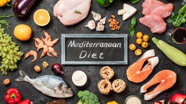 Средиземноморската диета пази ума на старини