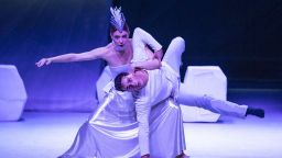 """Балет """"Арабеск"""" с нов танцов прочит на """"Снежната кралица"""""""