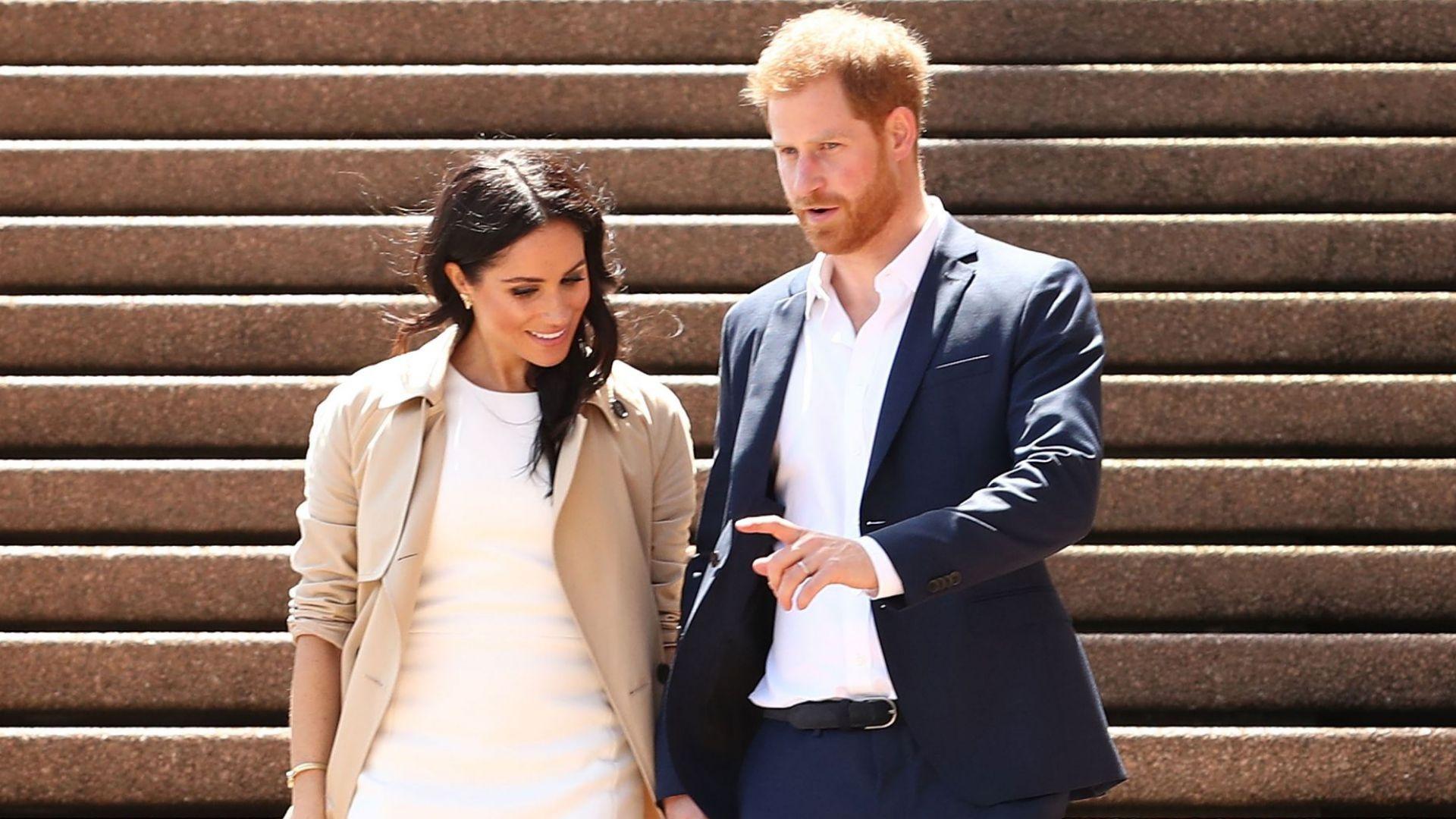 Меган и Хари ще дадат първото си голямо тв интевю след Мегзит пред Опра